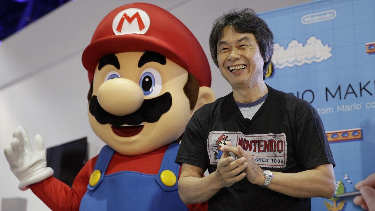 Game Design Shigeru Miyamoto Super Mario