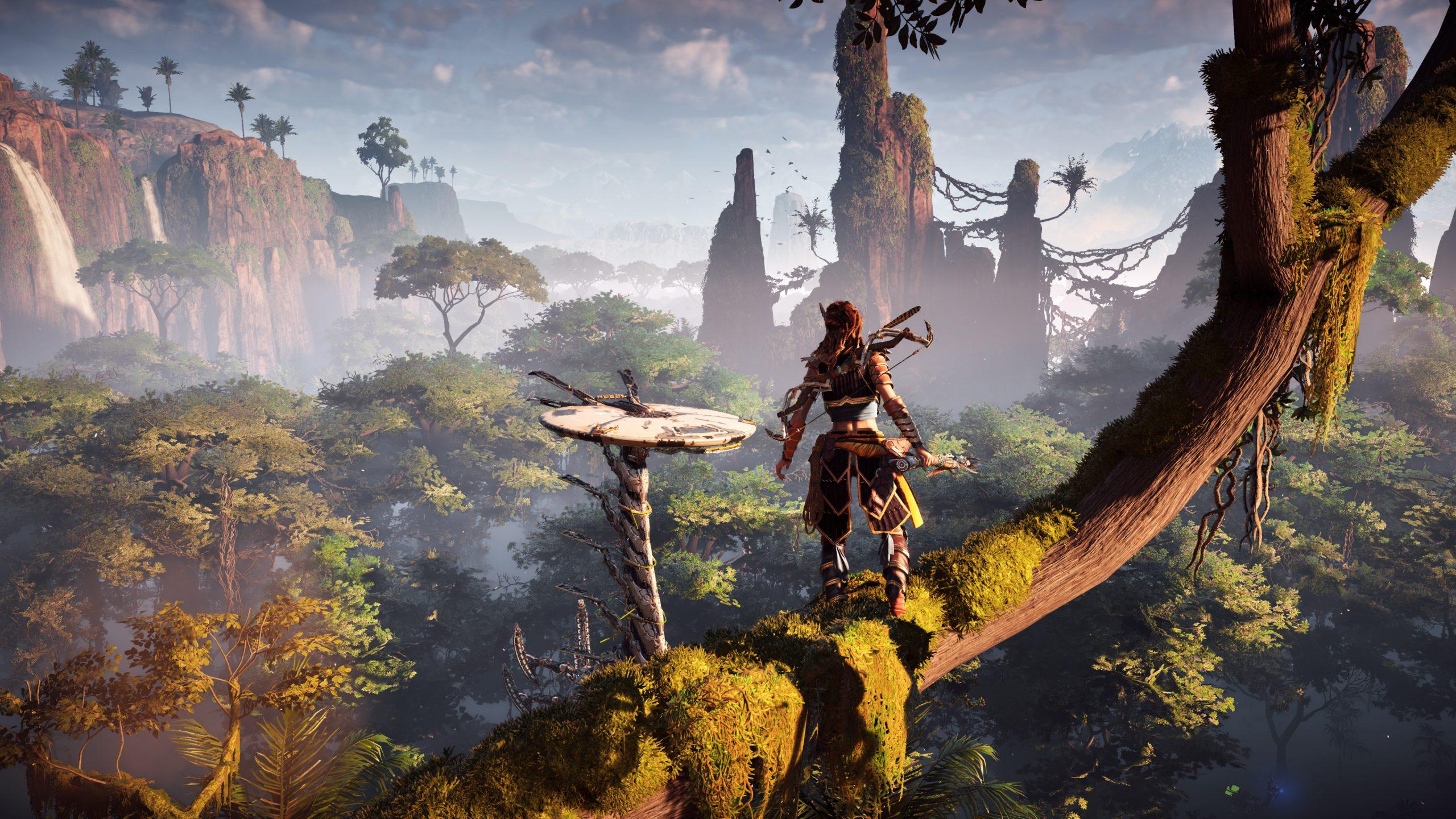Videogiochi e lavoro Horizon Zero Dawn