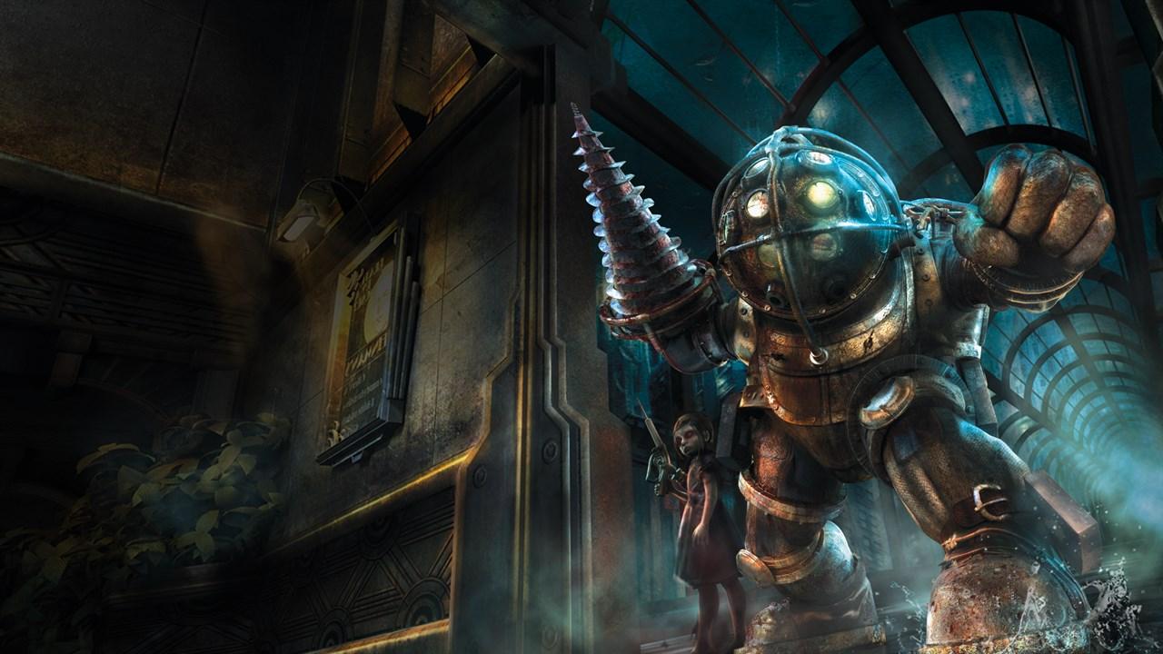 Bioshock Game Design
