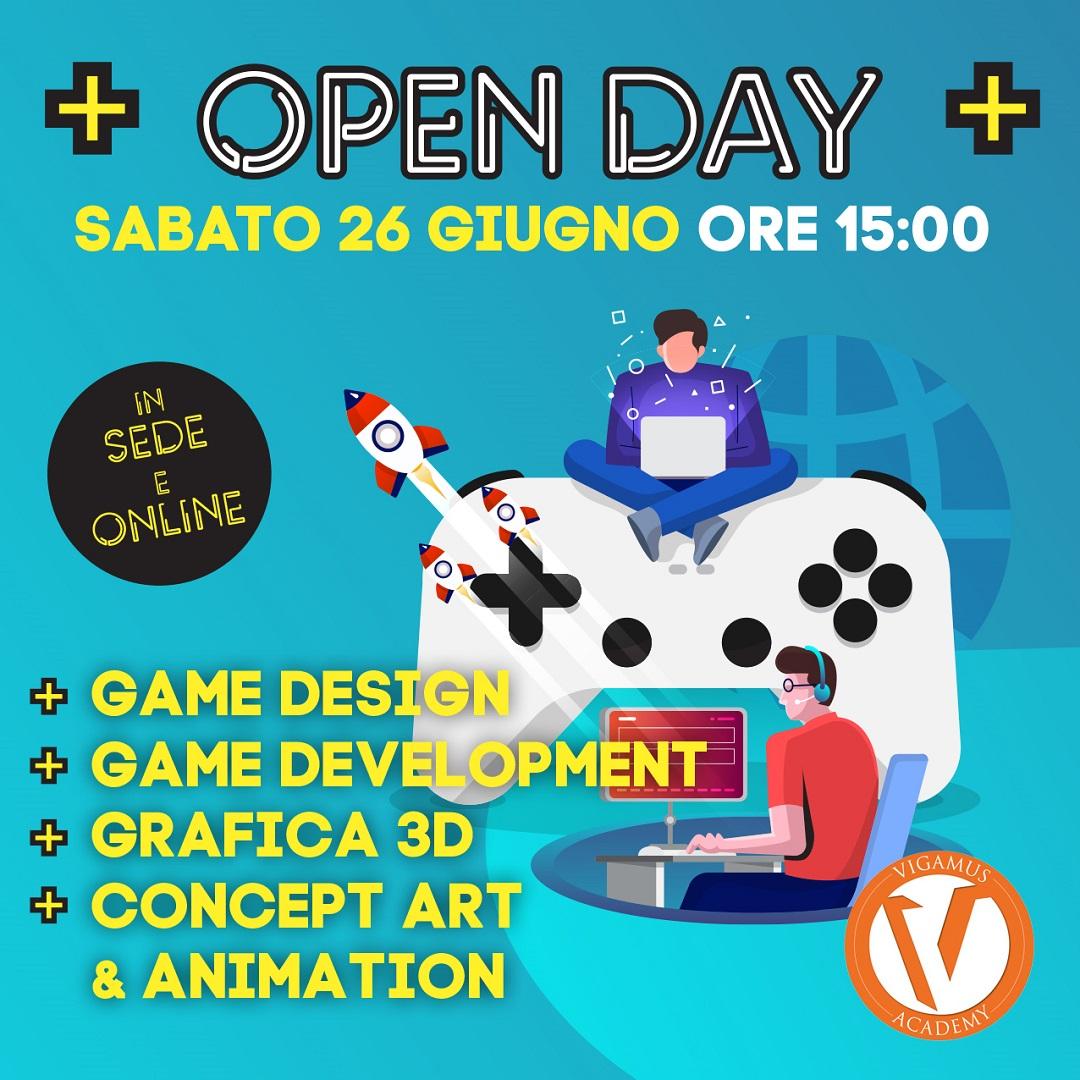 Open Day Vigamus 26 06 1080x1080