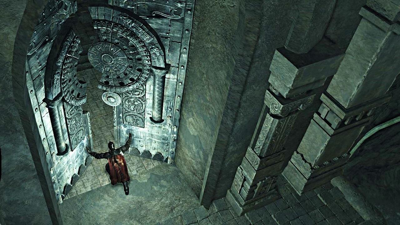 The Door Problem Dark Souls