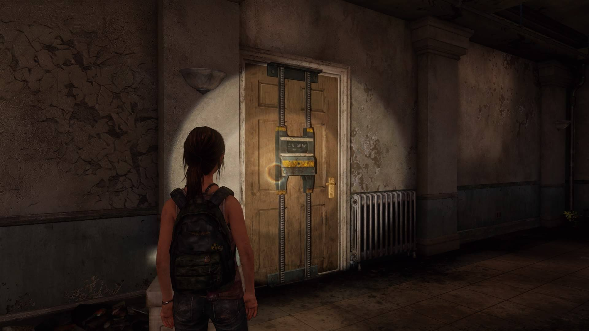 The Door Problem The Last of Us