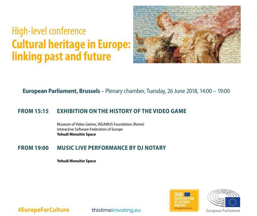 Cultural heritage - 1